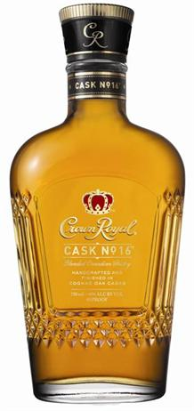 Crown Royal Whisky Cask No.16